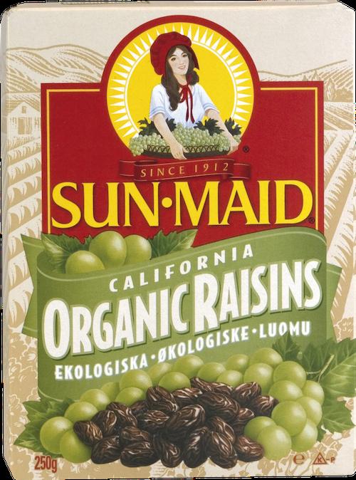 Sun·Maid Økologiske Rosiner 250 g