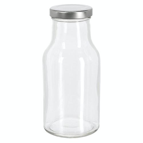 Clas Ohlson Glassflaske med skrukork 0,3l, 1 stk