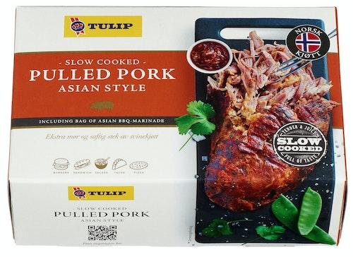 Tulip Tulip Pulled Pork Asian 550 g