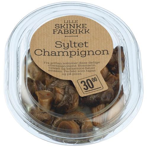 Lille Skinkefabrikk Syltet Champignon 130 g