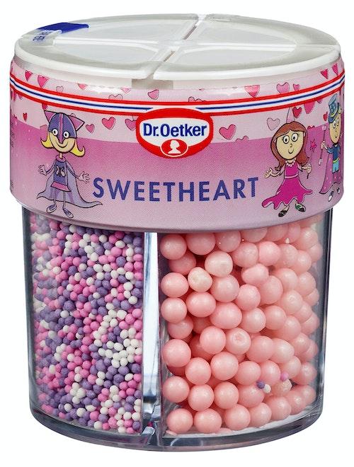 Dr. Oetker Sweetheart Strøssel 78 g