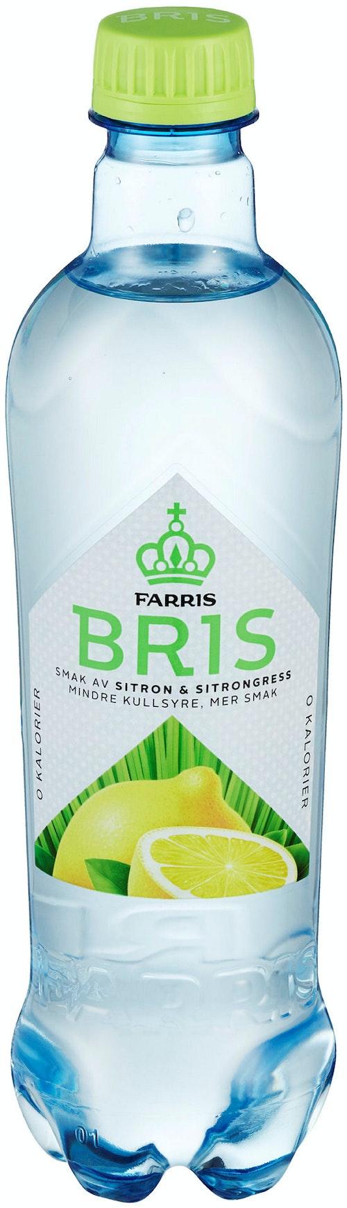 Ringnes Farris Bris Sitron & Sitrongress 0,5 l