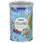 Naturnes Nutripuffs Raspberry
