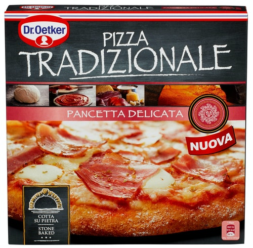Dr. Oetker Tradizionale Pancetta Delicata 375 g