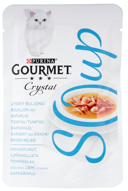 Gourmet Gold Gourmet Crystal Soup Tunfisk & Reker 40 g