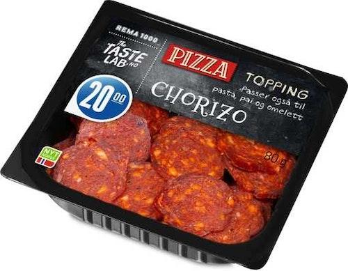 REMA 1000 Chorizo Topping 80 g