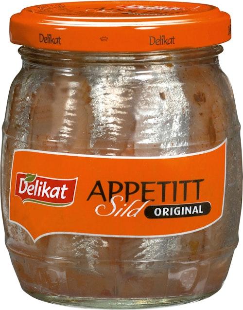 Delikat Appetittsild 270 g