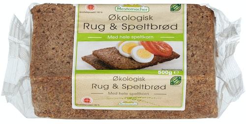 Mestemacher Speltbrød Økologisk 500 g