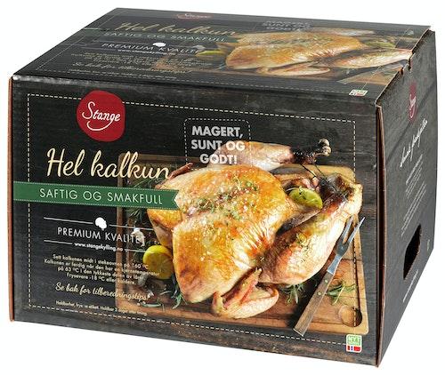 Stanges Gårdsprodukter Hel Kalkun ca. 6 kg