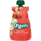 Organix Eple, Jordbær & Quinoa