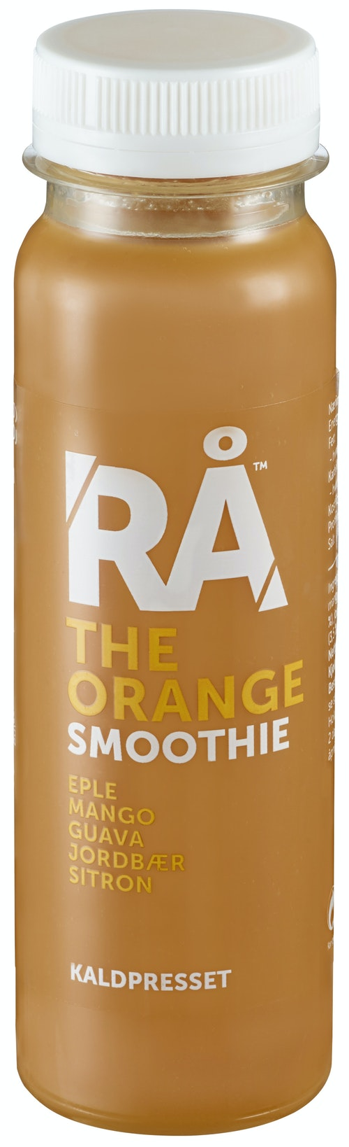 Synnøve Rå Orange Smoothie 200 ml