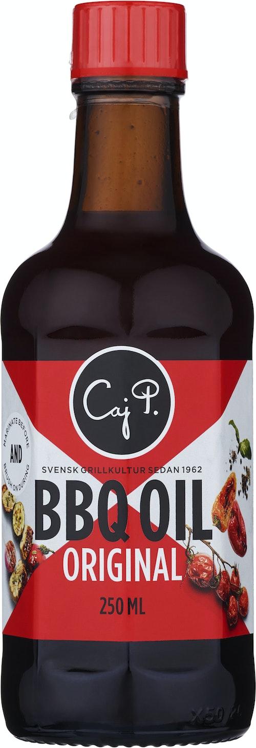 Caj P BBQ Oil Orginal 250 ml