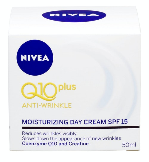 Nivea Antirynkekrem Q10 50 ml