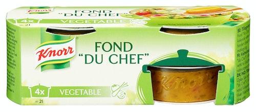 Knorr Fond du Chef Grønnsak, 4x28g, 112 g