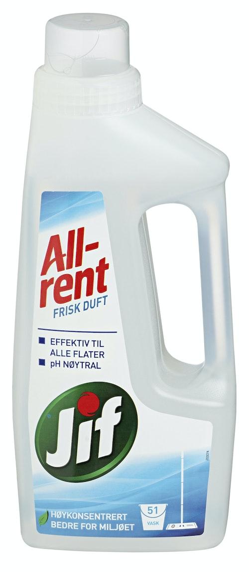 Jif Allrent Frisk Duft 595 ml