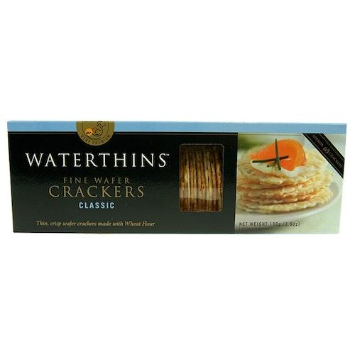 Waterthins Waterthins Crackers Classic 100 g