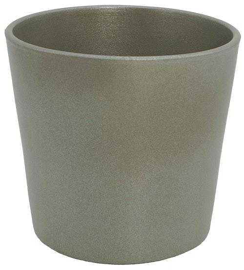 Potte Sølvgrå Ø 12cm 1 stk