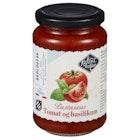 Pastasaus Tomat og basilikum