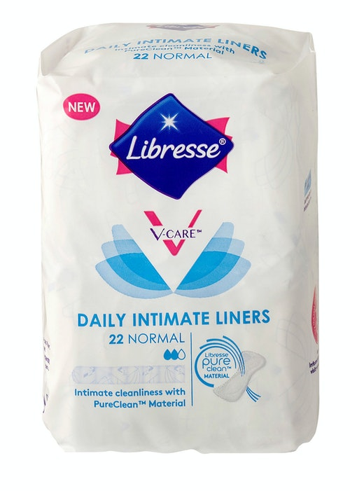Libresse Libresse V-care Truseinnlegg 22 stk