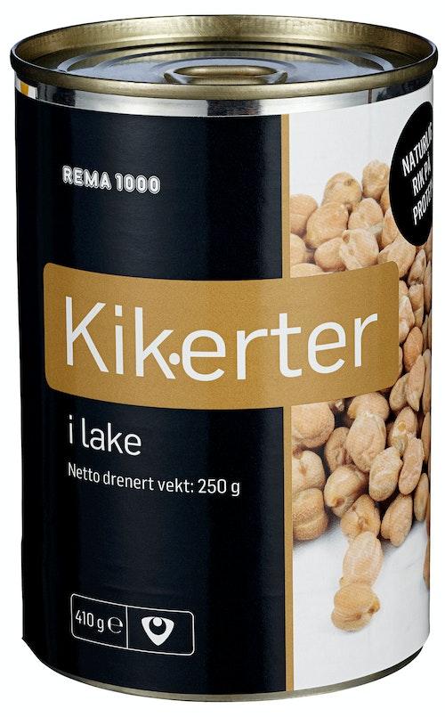 REMA 1000 Kikerter 410 g
