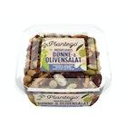 Middelhavsalat Med Bønner & Oliven