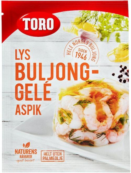 Toro Buljonggele Lys 0,5 l