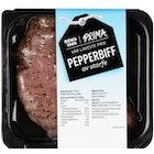 Pepperbiff av Storfe i Skiver