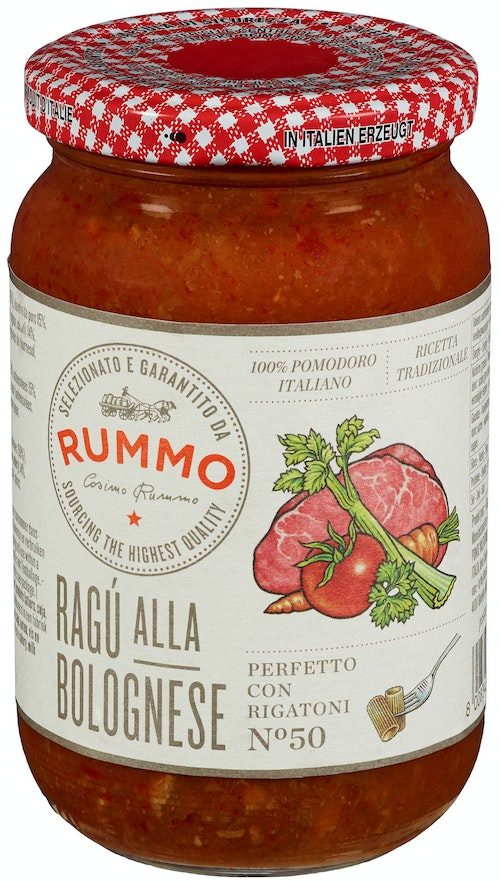 Rummo Pastasaus Bolognese 350 g
