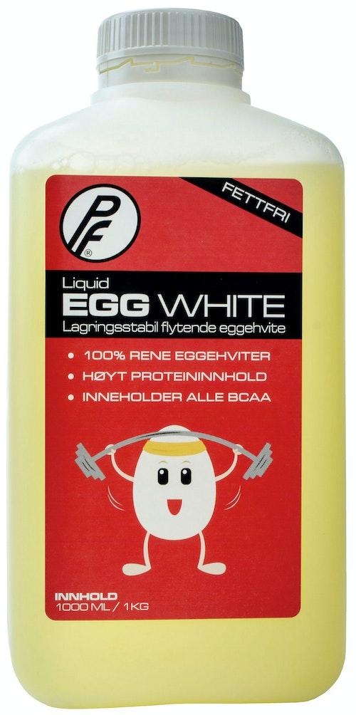 Proteinfabrikken Eggehvite 1000 ml