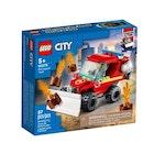 LEGO City Brannbil