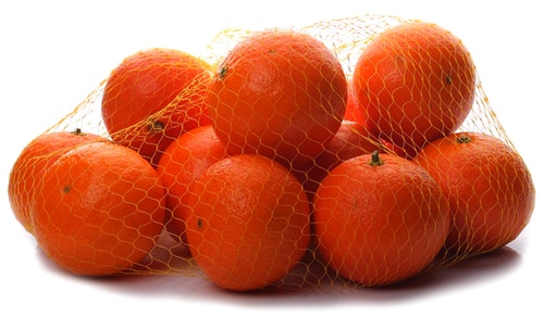 Økologiske Klementiner Spania, 500 g