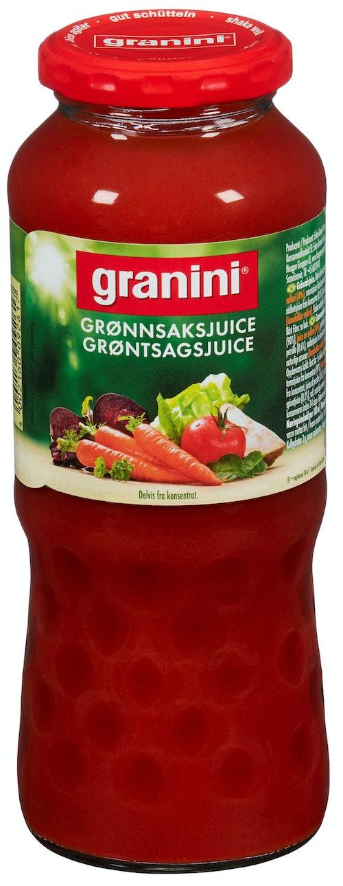 Granini Grønnsaksjuice 0,5 l