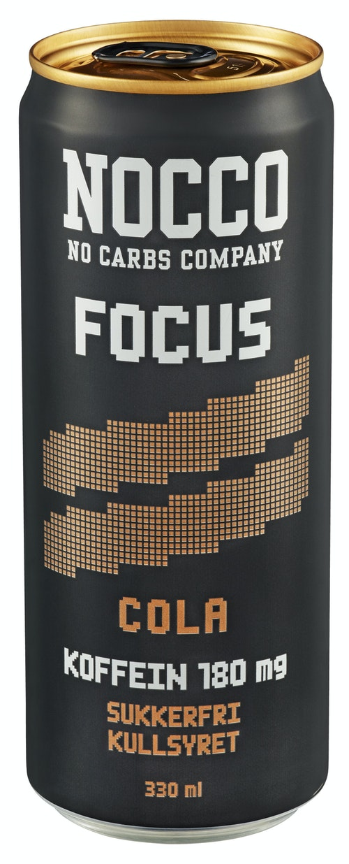 Nocco Nocco Focus Cola 0,33 l