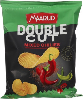 Maarud Double Cut Mixed Chilies 200 g