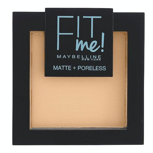 Maybelline Fit Me Matte & Poreless Ivory Powder 1 stk