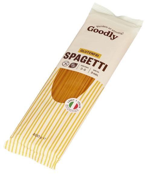 Goodly Spaghetti Glutenfri Økologisk, 400 g