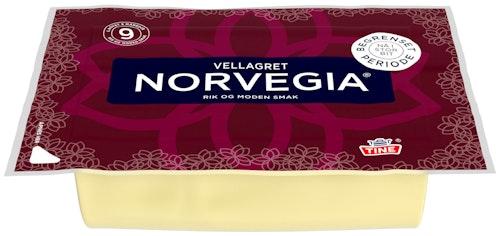 Tine Vellagret Norvegia 1 kg