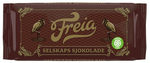 Freia Kokesjokolade Selskap 100 g