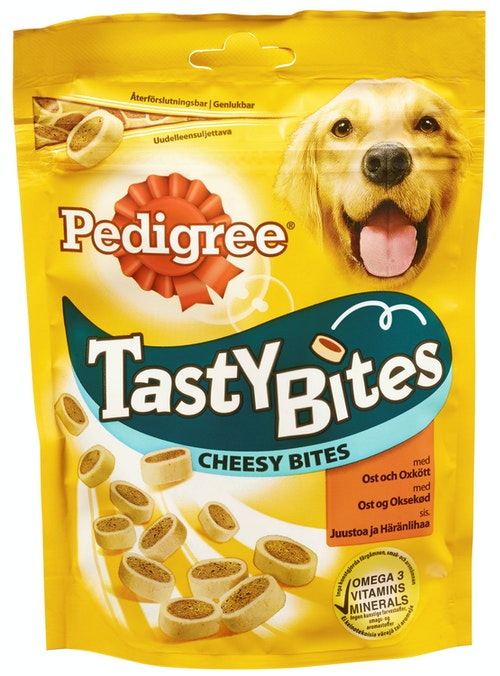 Pedigree Cheesy Bites 140 g