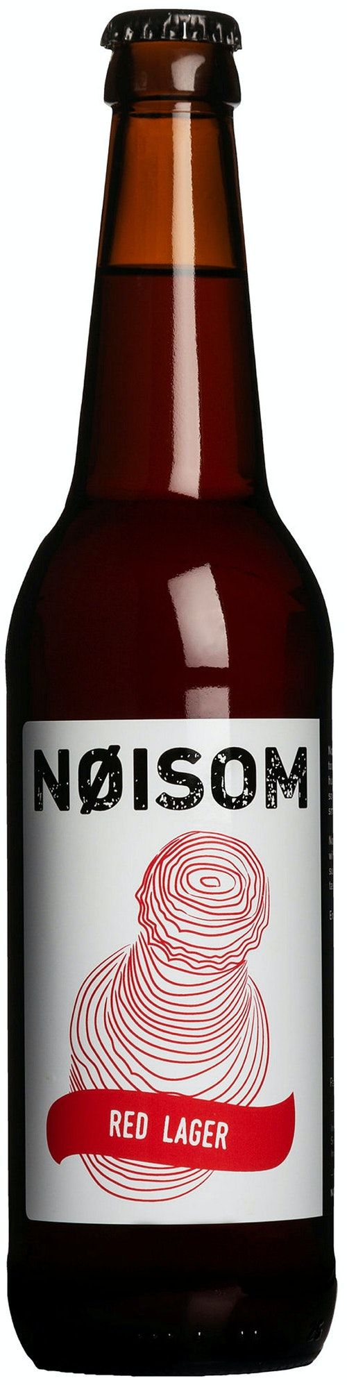 Nøisom Red Lager 0,5 l