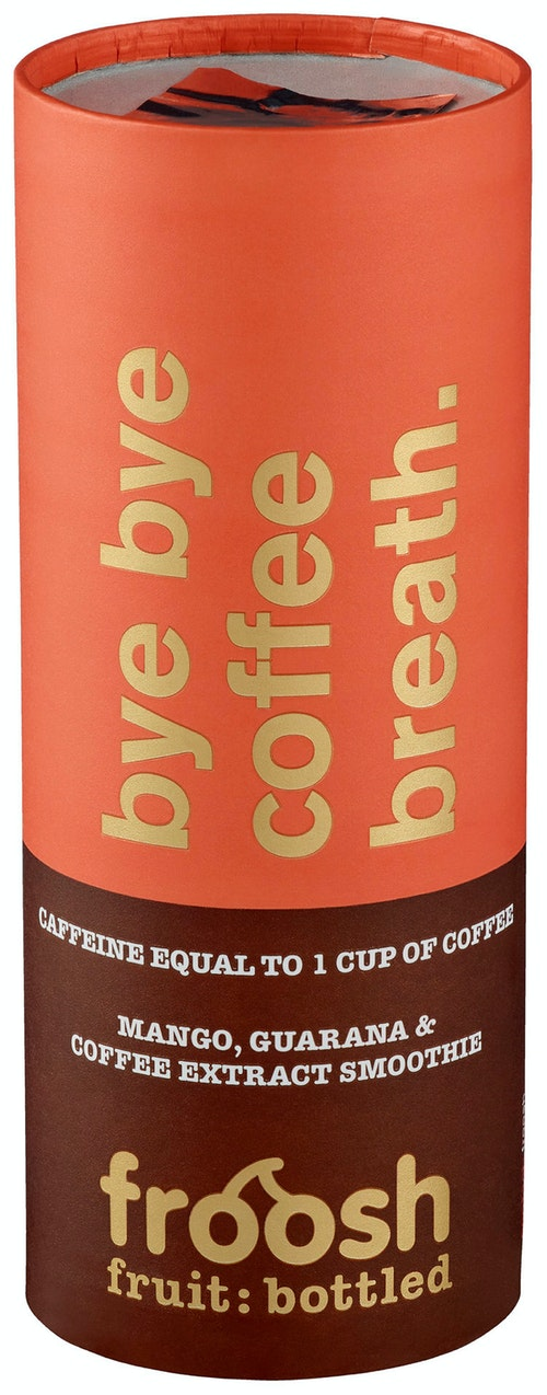 Froosh Smoothie Mango, Guarana & Kaffeekstrakt 250 ml