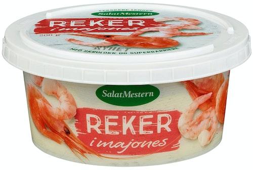 Salatmester'n  Reker i Majones 200 g