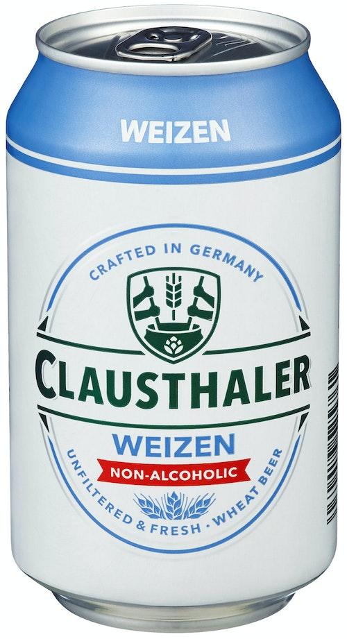 Clausthaler Clausthaler Weizen 0,33 l