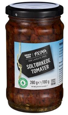 REMA 1000 Soltørkede Tomater 280 g
