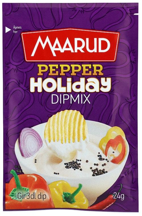Maarud Dipmix Pepper Holiday 22 g