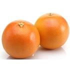 Økologisk Grapefrukt, Rød