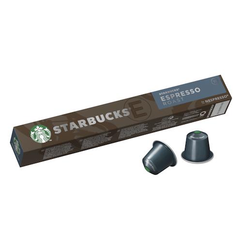 Starbucks Starbucks Espresso Roast Intensitet 11, 10 stk