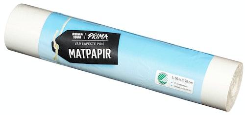 Prima Matpapir 50 m