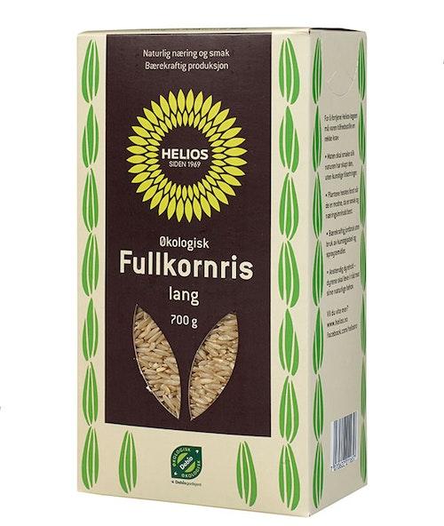 Helios Basmatiris Fullkorn Økologisk, 700 g
