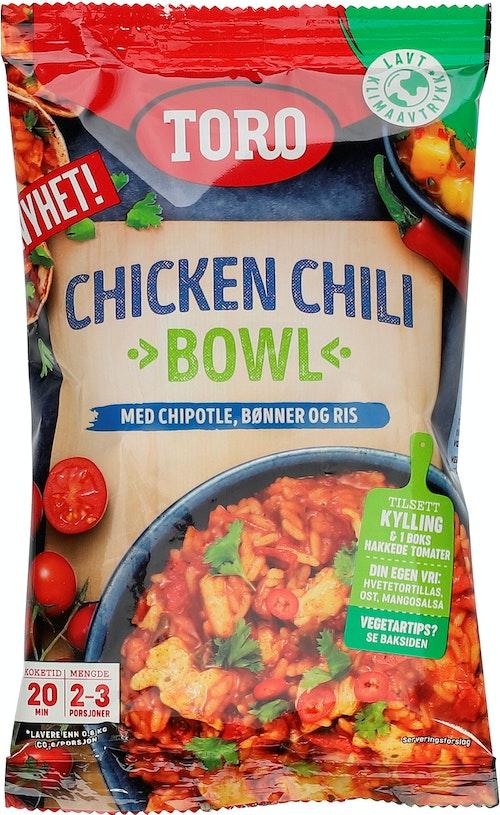 Toro Chicken Chili Bowl 170 g
